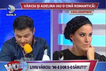 """Dezvaluire bomba din intimitatea Adelinei si a lui Liviu: """"Cand a venit cu divortul am facut dragoste, plangeam si ne iubeam"""""""