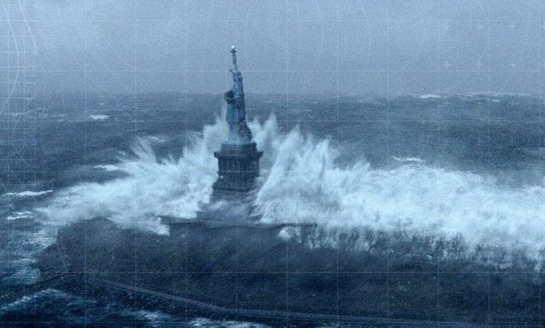 Ai crezut ca sunt adevarate? Vezi cu ce poze ale Uraganului Sandy te-au dus de nas!