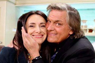 Pervers la 76 de ani! Florin Piersic a pipait o prezentatoare tv pe sani! Vezi aici imaginea
