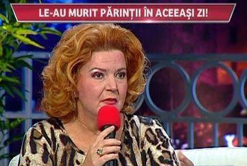 """Maria Carneci si Nelu Ploiesteanu si-au pierdut parintii in aceeasi zi. Carneci: """"In lupta cu moartea suntem cu totii perdanti"""""""