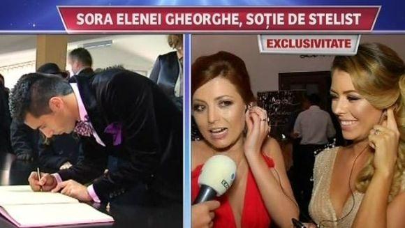 Nunta Anei Gheorghe in direct la WOWBIZ. Uite cine a fost alaturi de ea, ce au mancat invitatii, dar si ce spune Elena, sora ei, despre petrecere!
