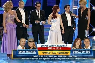 """Marian Dragulescu si Pavel Stratan, cei mai slabi concurenti la """"Dansez pentru tine""""! Ei au intrat la duel! Vezi cum s-au descurcat Bianca si Nicoleta Luciu!"""