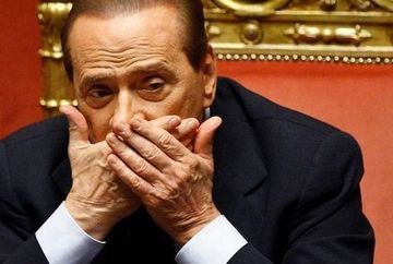 Silvio Berlusconi, CONDAMNAT la 4 ani de inchisoare cu executare. Fostul premier italian va fi inchis pentru frauda fiscala