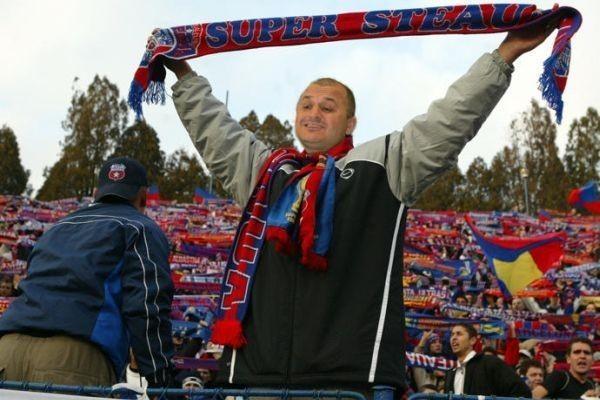 Ce ironie: Steaua participa la o campanie impotriva rasismului