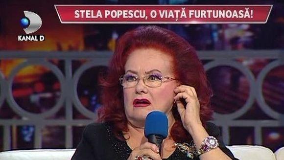 Drama in viata Stelei Popescu! Tatal ei a stat 18 ani in Siberia unde s-a hranit cu vrabii si coji din copac! Vezi cum l-a cunoscut la reintalnire
