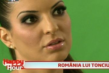 "Andreea Tonciu, injuraturi la TV! ""Imi bag p**a in ea de ceata!"""