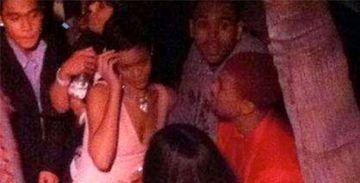 Chris Brown si Rihanna, primele poze impreuna de cand s-au impacat!