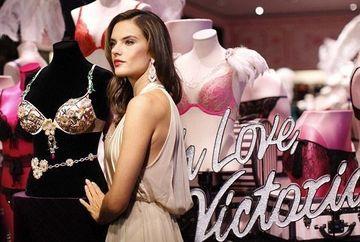 Vezi cum arata sutienul de 2,5 milioane de dolari de la Victoria's Secret!