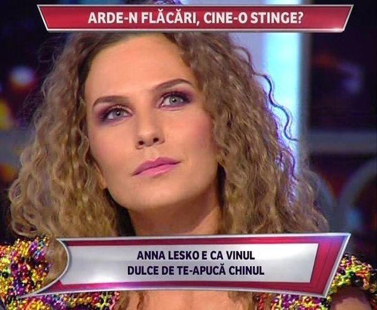 Anna Lesko despre ultimul zvon: Casatoria este un fel de negociere cu mine Vezi daca se marita sau nu