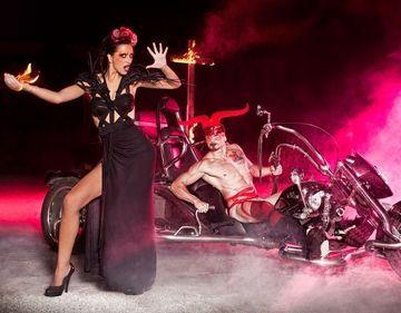 Concurentele Next Top Model, în flăcări! O ambulanţă şi o maşină de pompieri au fost chemate la filmari