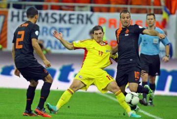 Romania a fost zdrobita de Olanda si a picat pe locul 3 in grupa