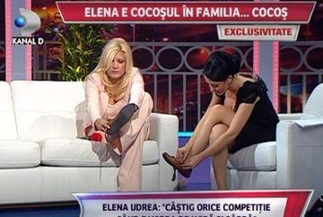 """Udrea a incins o hora pe tocuri! Andreea Mantea a dansat in opinci """"Louboutin"""", iar Madalin Ionescu era rupt din basmele lui Ion Creanga"""