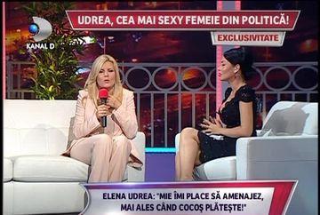 "Cum a ajuns Elena Udrea sa fie pasionata de pantofi: ""In facultate aveam o singura pereche, acum sotul meu imi cumpara mai des pantofi"""