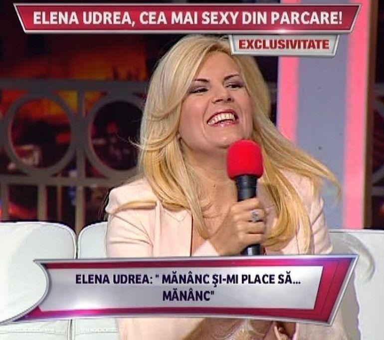 Secretul siluetei Elenei Udrea! Tin dieta 365 de zile pe an, o incep dimineata si o termin seara - Vezi caror mancaruri nu le rezista niciodata