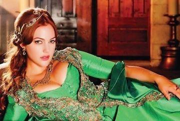 """INTERVIU - Actrita principala din """"Suleyman Magnificul - sub domnia iubirii"""": """"Am invatat turceste pe masura ce am filmat pentru serial"""""""