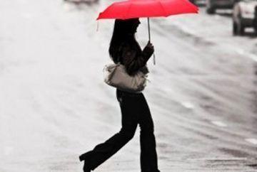 PROGNOZA METEO: Va ploua slab! Cum va fi vremea vineri in tara, la Bucuresti si la munte