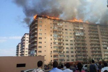 Incendiul de la Confort City s-a produs din cauza unui scurtcircuit la un frigider