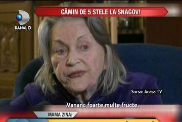 """Zina Dumitrescu: """"O sa ma intorc cu forte noi si o sa fac o mare surpriza"""" VIDEO"""