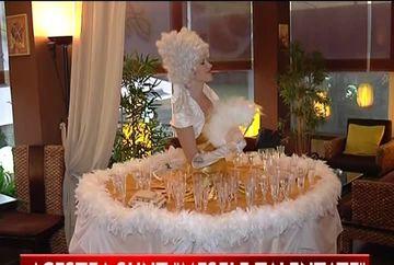 """Conceptul """"meselor talentate"""" au prins de minune la petrecerile romanesti de fite VIDEO"""