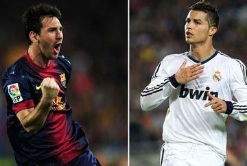 Messi si Ronaldo au facut show, aseara, in El Clasico cu numarul 222! Scurt rezumat al meciului