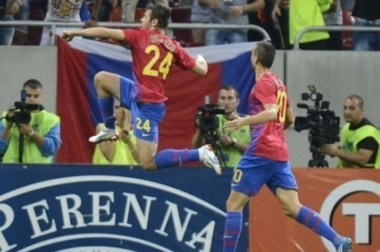 Steaua isi continua marsul spre titlu, dupa 1-0 cu CFR Cluj