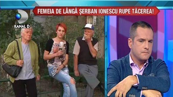 SOC! Afla IN EXCLUSIVITATE cine este femeia care ii sta alaturi lui Serban Ionescu! VIDEO
