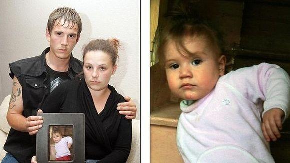 Traiesc o adevarata DRAMA! Medicii le-au omorat fetita de doar 2 ani. Afla ce s-a intamplat