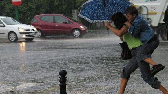 PROGNOZA METEO: Ce temperaturi vor fi si cat va ploua in urmatoarele doua saptamani!