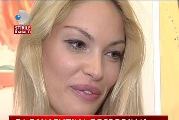 Valentina Pelinel, APARITIE DE SENZATIE la o expozitie de pictura VIDEO
