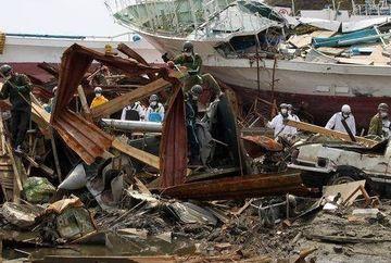 CUTREMUR de 6.3 grade in insula Sumatra. Nu a fost emisa avertizare de tsunami