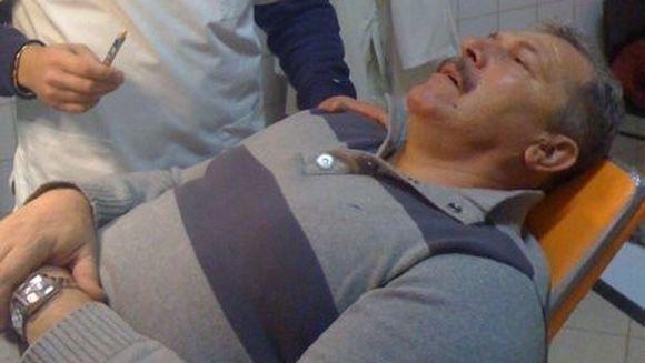 Helmuth Duckadam a fost internat de urgenta la Spitalul Judetean Constanta! Afla cum se simte fostul portar VIDEO