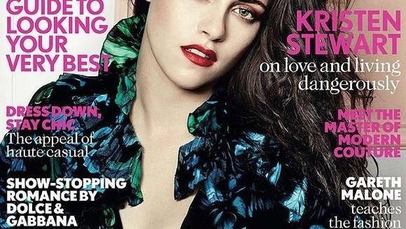 Kristen Stewart, primul interviu pentru « Vogue » dupa despartirea de Robert Pattinson