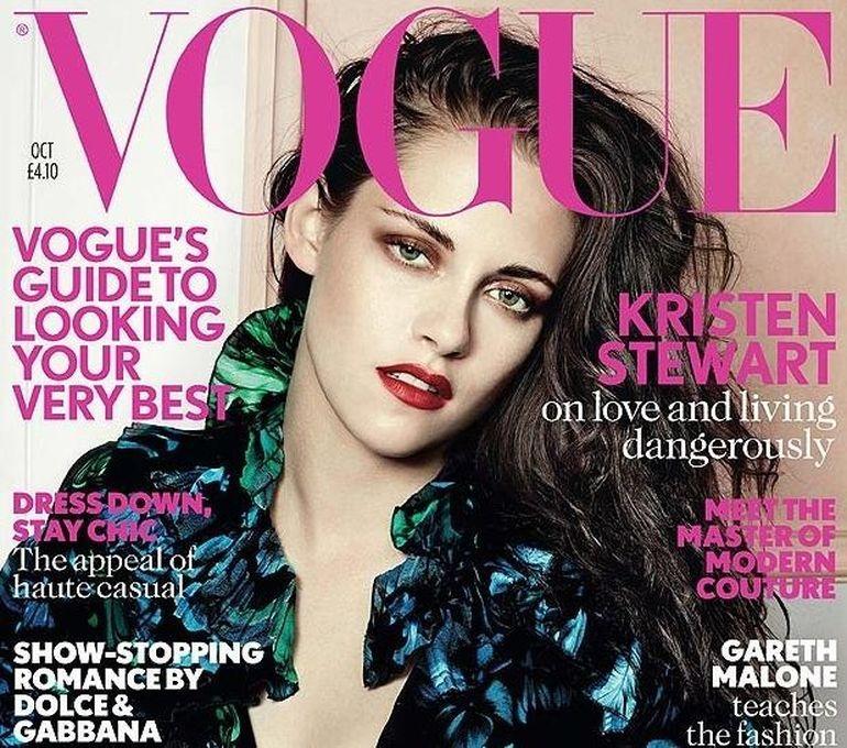 Kristen Stewart, primul interviul pentru « Vogue » dupa despartirea de Robert Pattinson