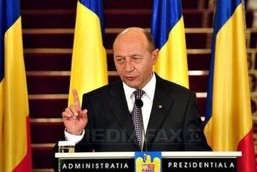 Prima declaratie oficiala a lui Traian Basescu de la intoarcerea la Cotroceni! VIDEO