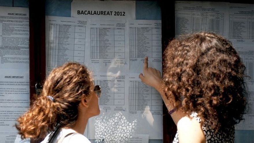 BACALAUREAT 2012 - sesiunea de toamna: s-au afisat PRIMELE REZULTATE. Vezi aici promovabilitatea pe judete