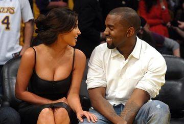 Kanye West i-a aruncat toate hainele lui Kim Kardashian