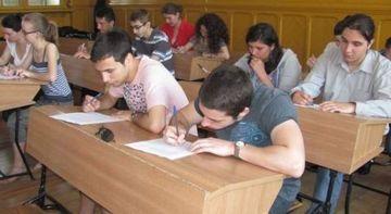 BACALAUREAT 2012, sesiunea de toamna: astazi are loc proba scrisa la limba romana