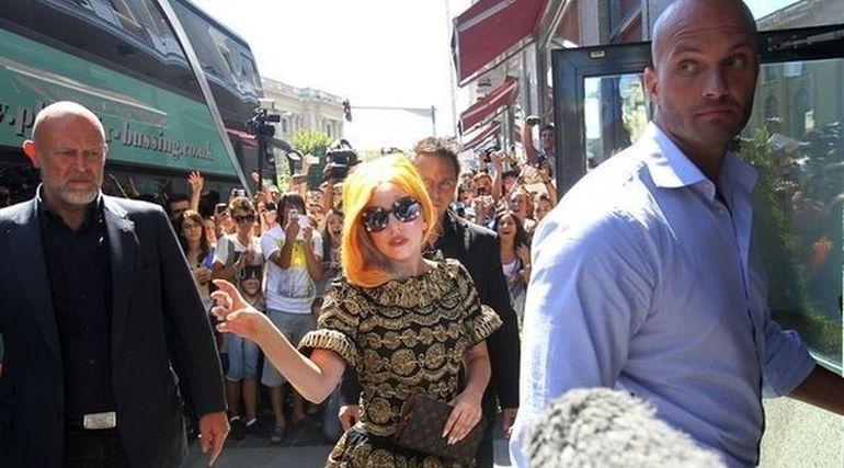 GAFA DE PROPORTII pe care a facut-o Lady Gaga! Vezi ce a spus despre concertul de la Bucuresti FOTO