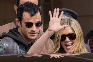 Reactie incredibila a lui Jennifer Aniston cand a fost ceruta de sotie!