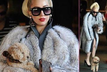 Lady Gaga, show incendiar la Sofia. A intruchipat peste 12 personaje