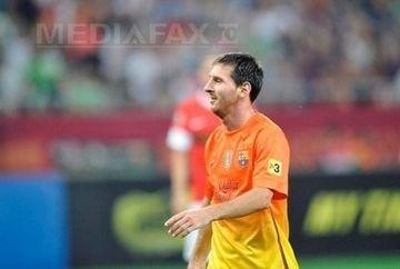 FC BARCELONA a invins DINAMO Bucuresti cu 2-0