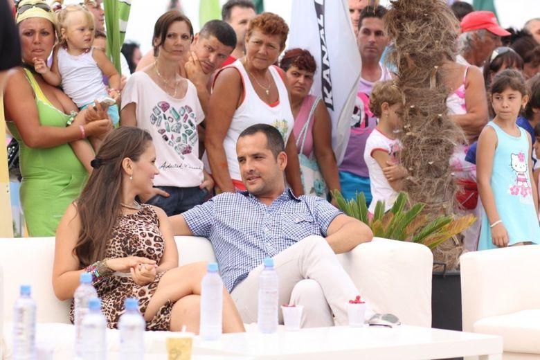 Cristina si Madalin Ionescu, vacanta de vis in Turcia