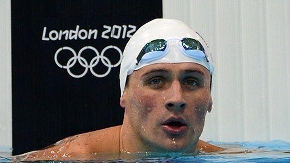 Campionul Olimpic la natatie, Ryan Lochte:« Recunosc ca am urinat in bazinul olimpic »