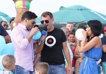 """Liviu Varciu i-a facut declaratii de dragoste Andreei Mantea, la emisiunea """"Kanal D e la Mare cautare"""""""