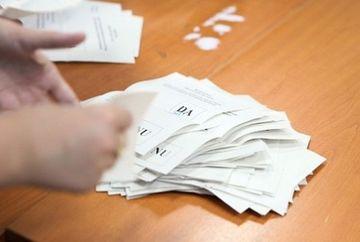 REFERENDUM 2012 - rezultate FINALE: prezenta la vot a fost de 46,24%