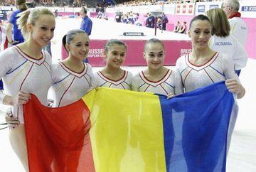 JOCURILE OLIMPICE 2012: Romancele au luat BRONZUL la gimnastica in finala pe echipe!