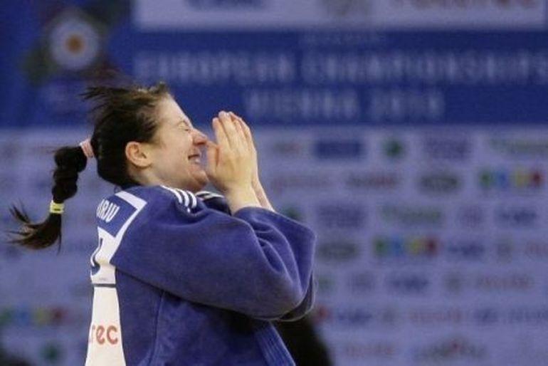 JOCURILE OLIMPICE 2012, JUDO: Corina Caprioriu s-a calificat in sferturi LA 57 KG!