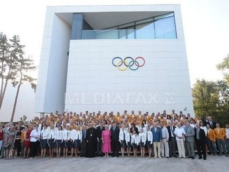 JOCURILE OLIMPICE 2012: Vezi sportivii care reprezinta Romania
