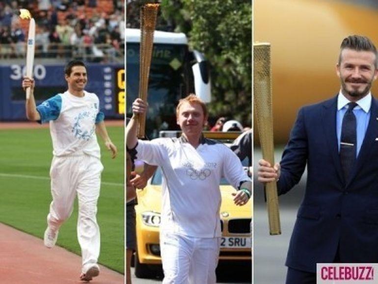 12 vedete care au purtat de-a lungul vremii Torta Olimpica in tara lor! FOTO