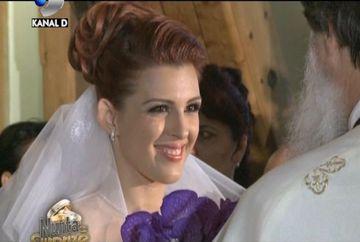 """Andreea Mantea saruta patimas un ponei la """"Nunta cu surprize""""!"""